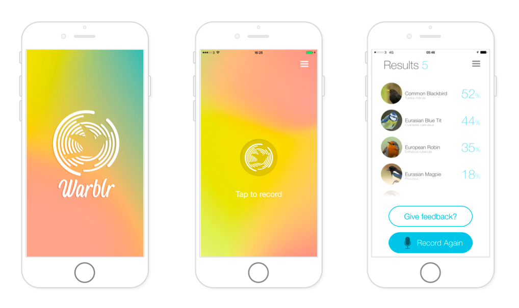 Warblr: the birdsong recognition app